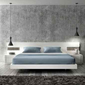 80 relaxing master bedroom decor ideas (74)