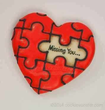 80 romantic valentine painted rocks ideas diy for girl (64)