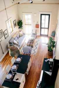 80 smart solution small apartment living room decor ideas (17)