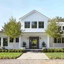 90 incredible modern farmhouse exterior design ideas (22)