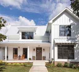 90 incredible modern farmhouse exterior design ideas (51)