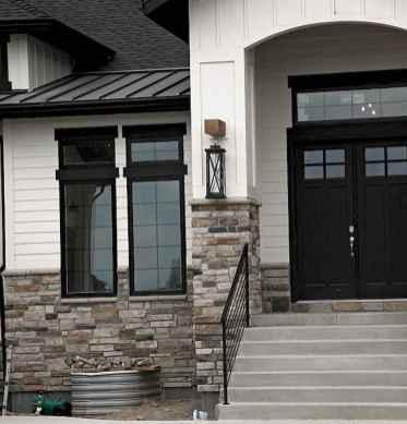 90 incredible modern farmhouse exterior design ideas (55)