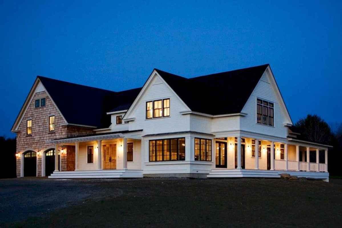90 incredible modern farmhouse exterior design ideas (70 ... - photo#26
