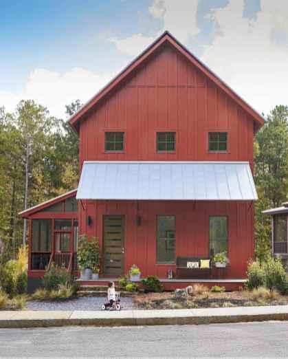 90 incredible modern farmhouse exterior design ideas (75)