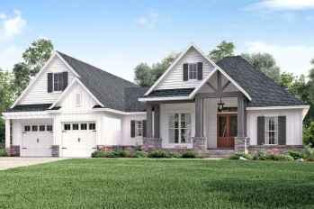 90 incredible modern farmhouse exterior design ideas (85)