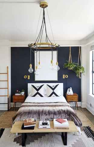 90 stunning modern master bedroom decor ideas (16)