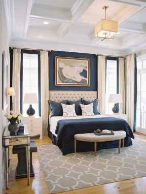 90 stunning modern master bedroom decor ideas (24)