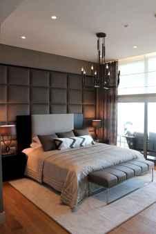 90 stunning modern master bedroom decor ideas (27)