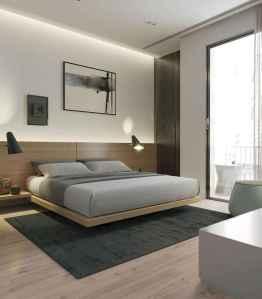 90 stunning modern master bedroom decor ideas (39)