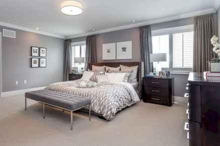 90 stunning modern master bedroom decor ideas (4)