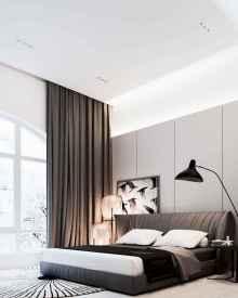 90 stunning modern master bedroom decor ideas (58)