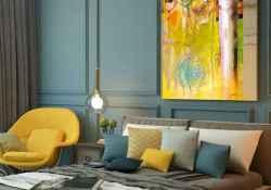 90 stunning modern master bedroom decor ideas (60)