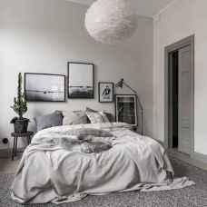 90 stunning modern master bedroom decor ideas (76)