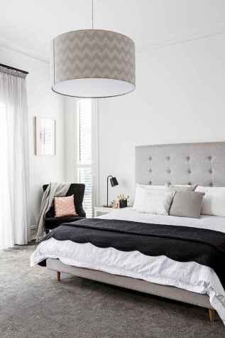 90 stunning modern master bedroom decor ideas (85)