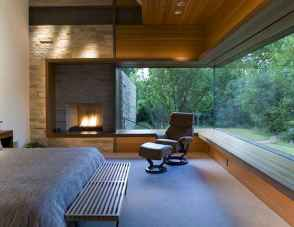 90 stunning modern master bedroom decor ideas (88)