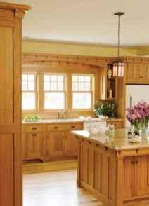 100 best oak kitchen cabinets ideas decoration for farmhouse style (18)