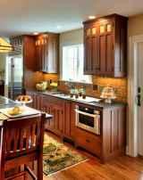100 best oak kitchen cabinets ideas decoration for farmhouse style (3)