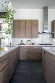 100 best oak kitchen cabinets ideas decoration for farmhouse style (35)