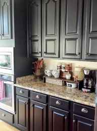 100 best oak kitchen cabinets ideas decoration for farmhouse style (49)