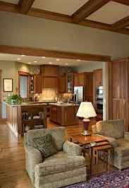 100 best oak kitchen cabinets ideas decoration for farmhouse style (5)