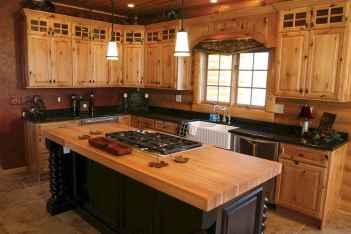 100 best oak kitchen cabinets ideas decoration for farmhouse style (92)