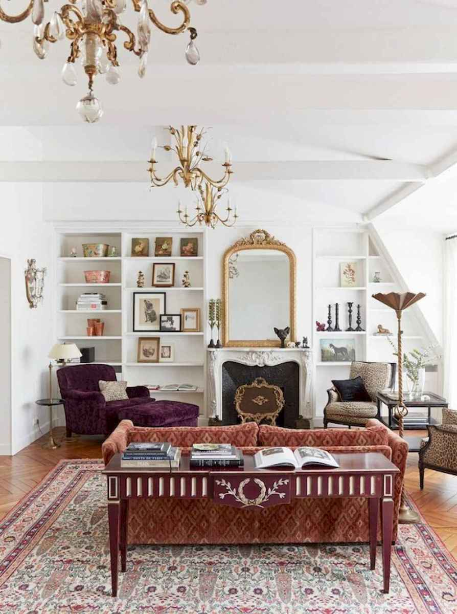 111 awesome parisian chic apartment decor ideas (1)