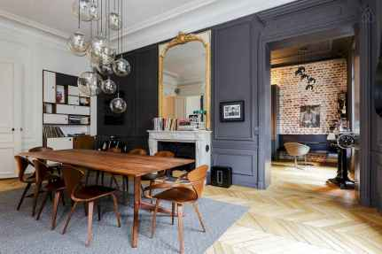 111 awesome parisian chic apartment decor ideas (107)