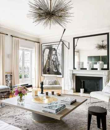 111 awesome parisian chic apartment decor ideas (110)