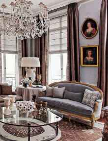 111 awesome parisian chic apartment decor ideas (19)
