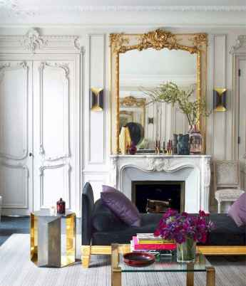 111 awesome parisian chic apartment decor ideas (28)