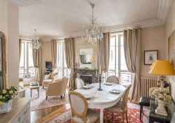111 awesome parisian chic apartment decor ideas (44)