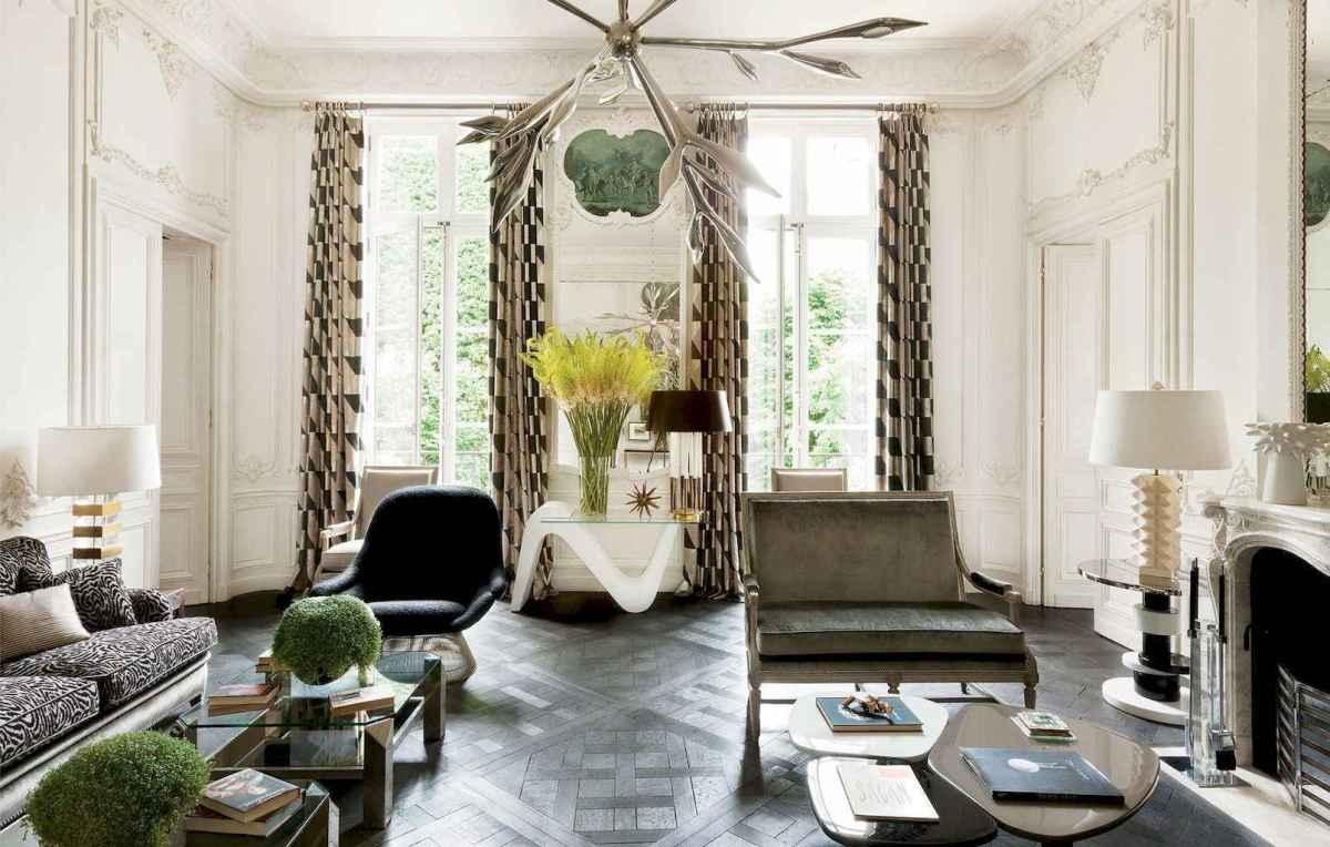 111 awesome parisian chic apartment decor ideas (76)