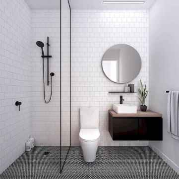111 small bathroom remodel on a budget for first apartment ideas (76)