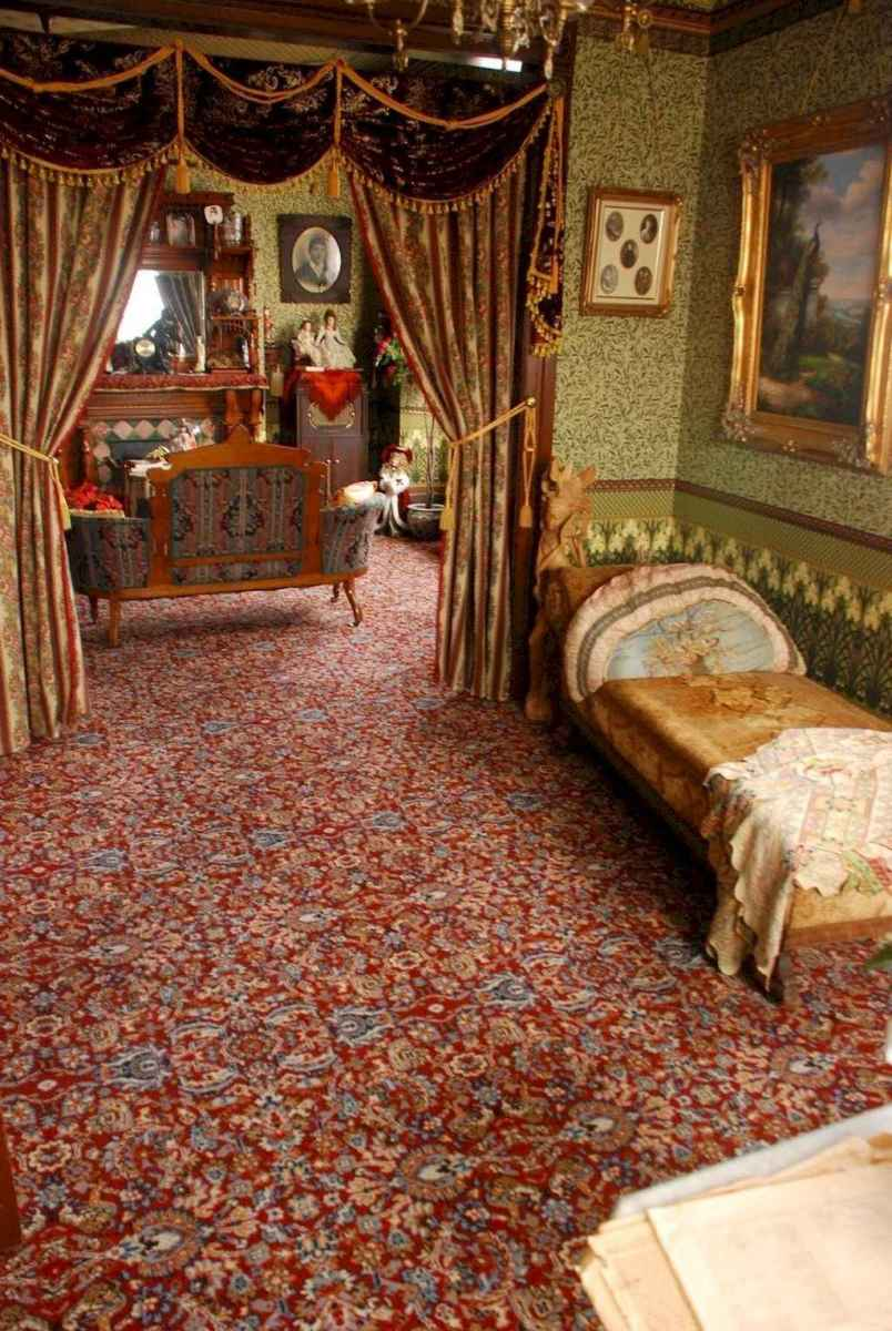 130 best victorian furniture ideas for farmhouse style design (18)
