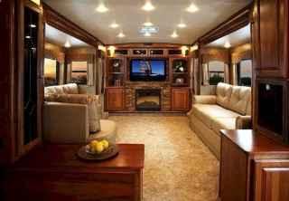 40 best rv living 5th wheels interior ideas decoration (10)
