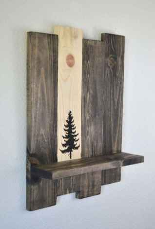 40 easy diy wood projects ideas for beginner (38)