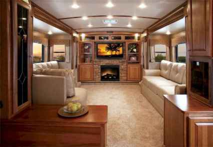 40 top rv 5th wheels kitchen hacks makeover and renovations tips ideas to make your road trips awesome (14)