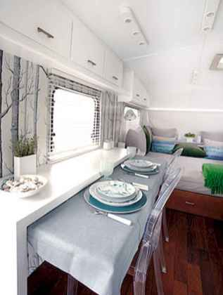 40 top rv 5th wheels kitchen hacks makeover and renovations tips ideas to make your road trips awesome (31)