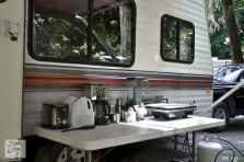 40 top rv 5th wheels kitchen hacks makeover and renovations tips ideas to make your road trips awesome (39)