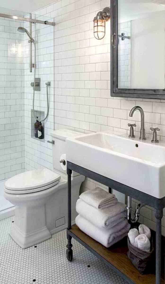 50 best farmhouse bathroom vanity remodel ideas (110)