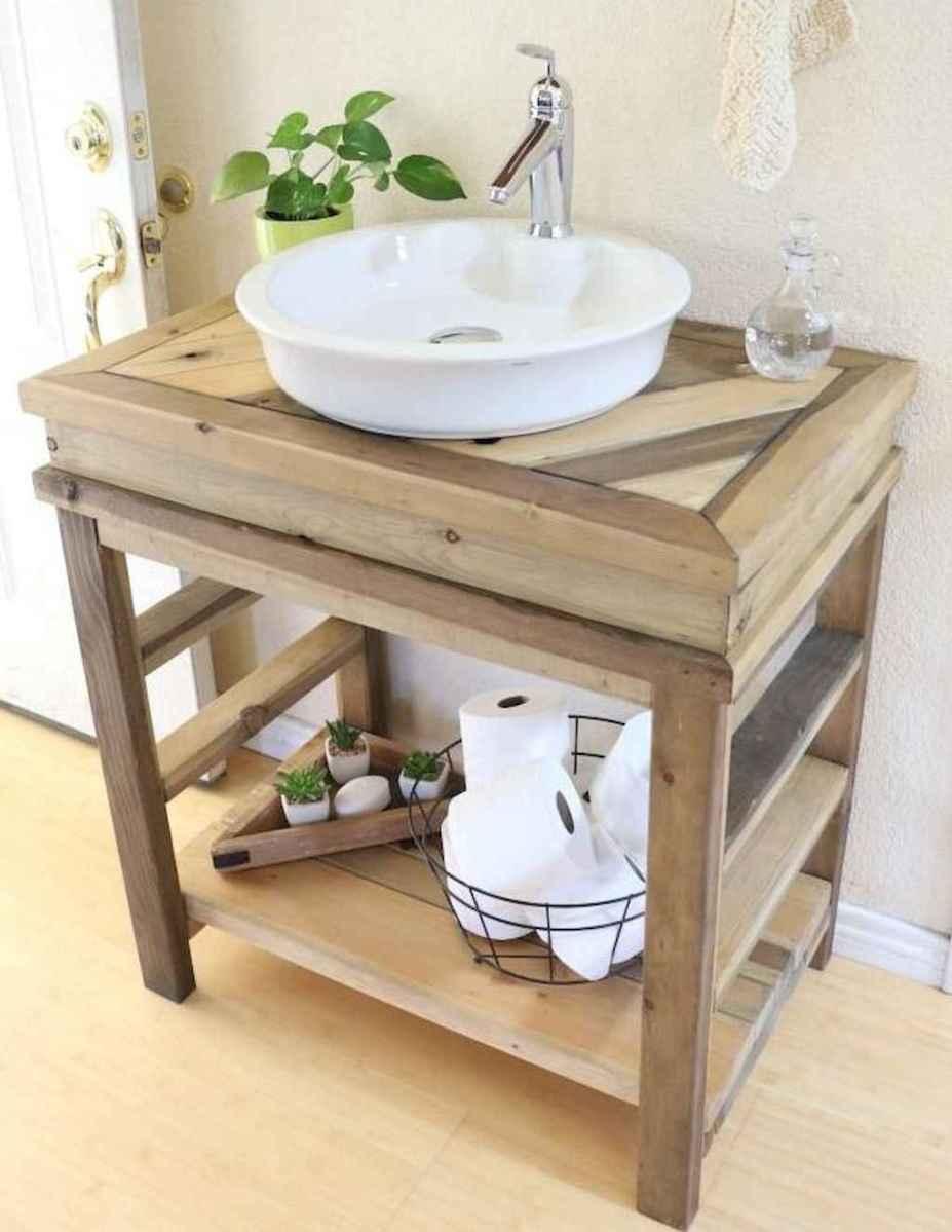 50 best farmhouse bathroom vanity remodel ideas (52)