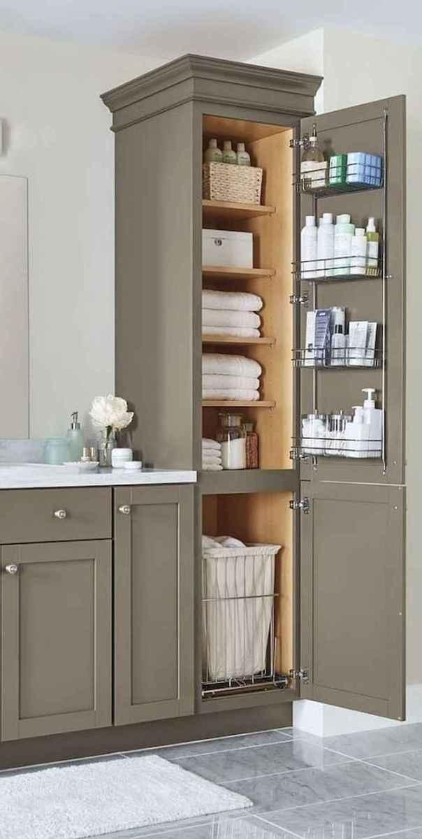 50 best farmhouse bathroom vanity remodel ideas (96)