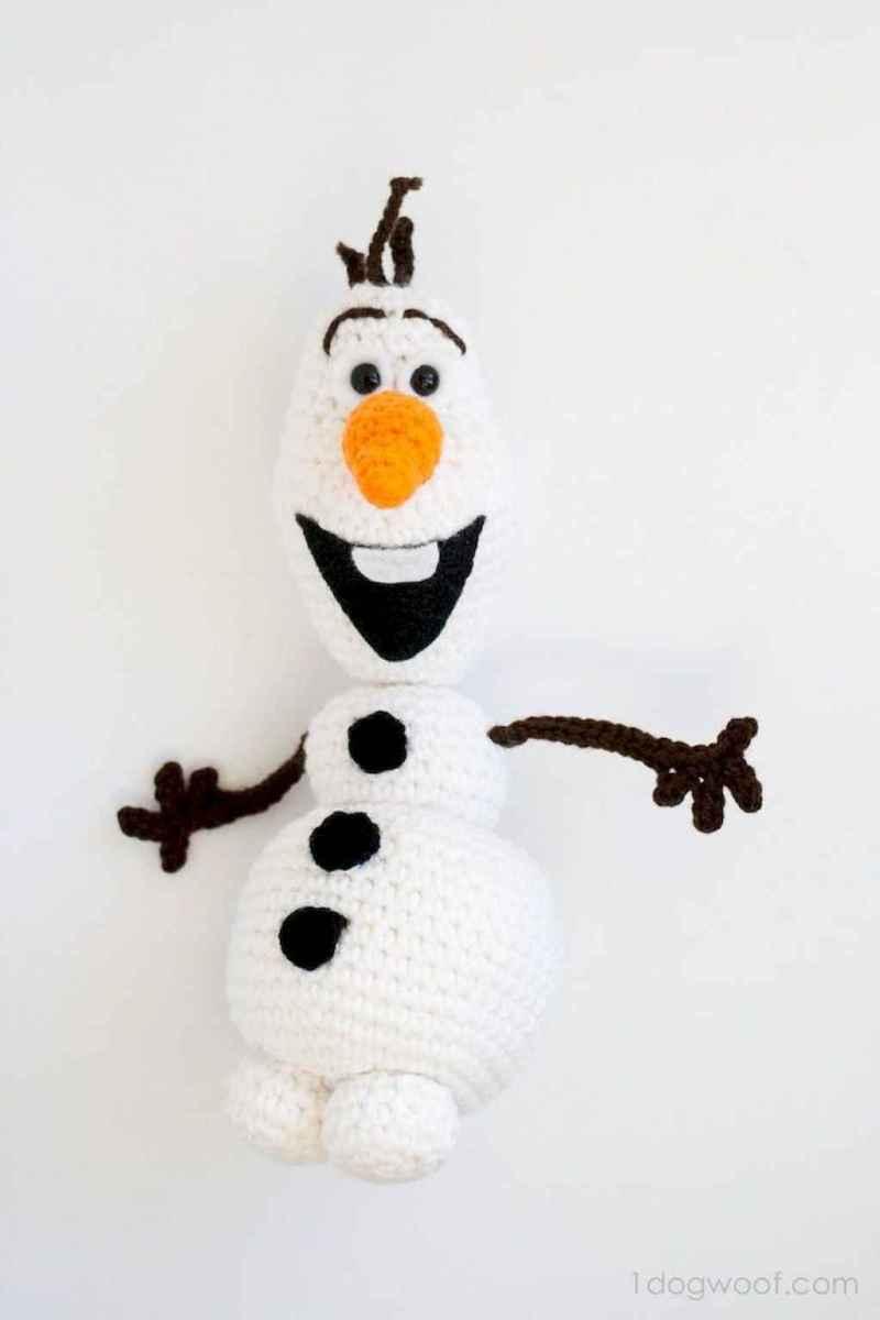 50 easy diy crochet animal scarf ideas for beginner (1)