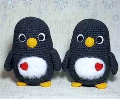 50 easy diy crochet animal scarf ideas for beginner (13)
