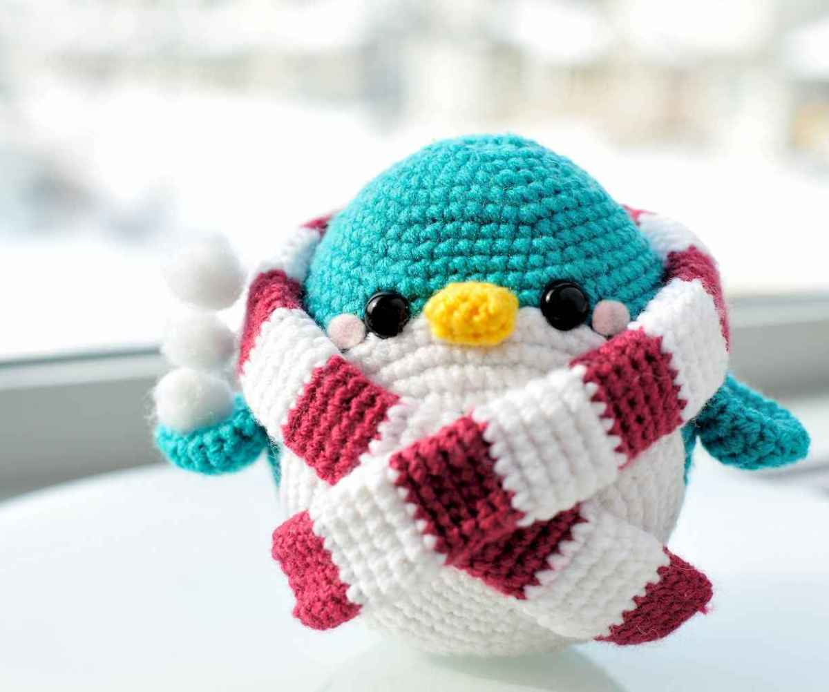 50 easy diy crochet animal scarf ideas for beginner (25)
