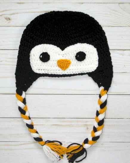 50 easy diy crochet animal scarf ideas for beginner (33)