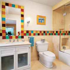 55 colorful and relax bathroom remodel ideas (6)