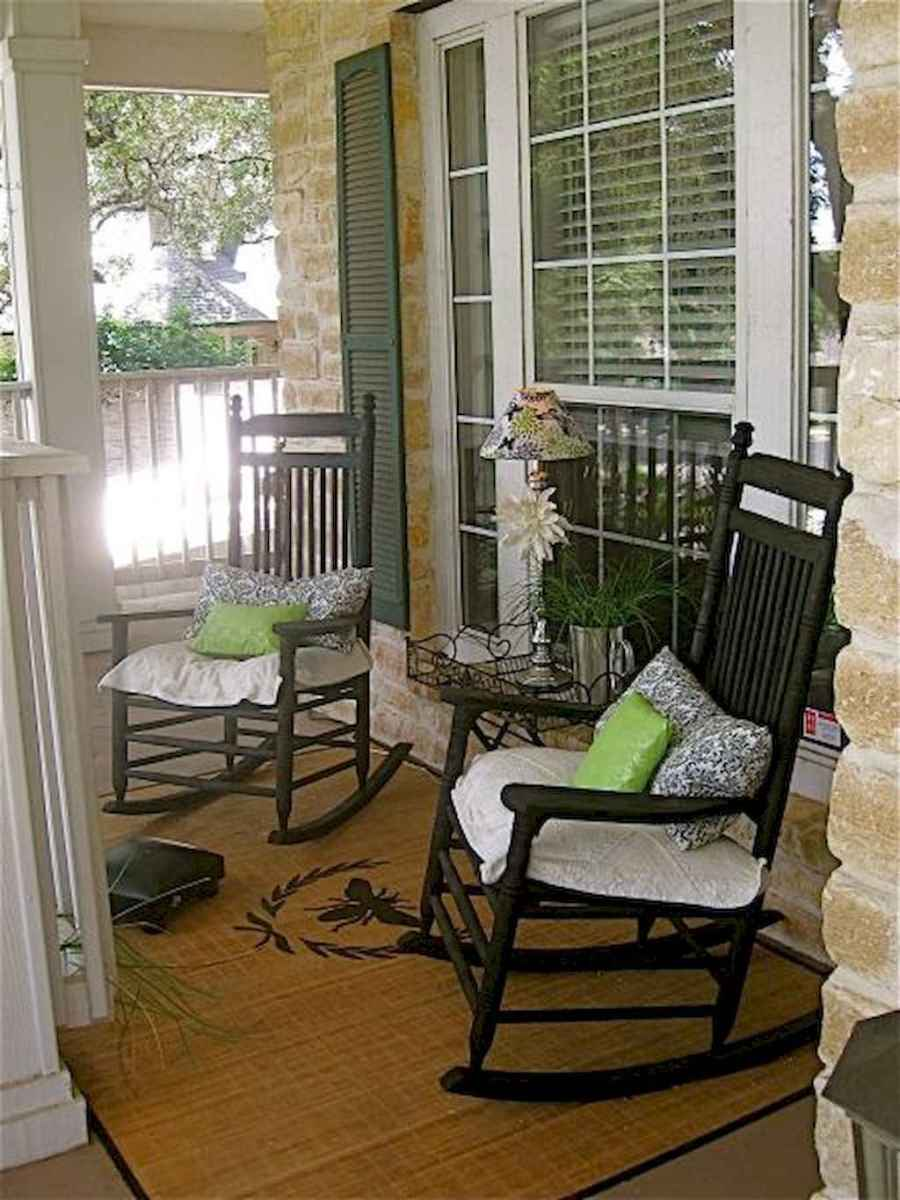 60 awesome farmhouse porch rocking chairs decoration (19)