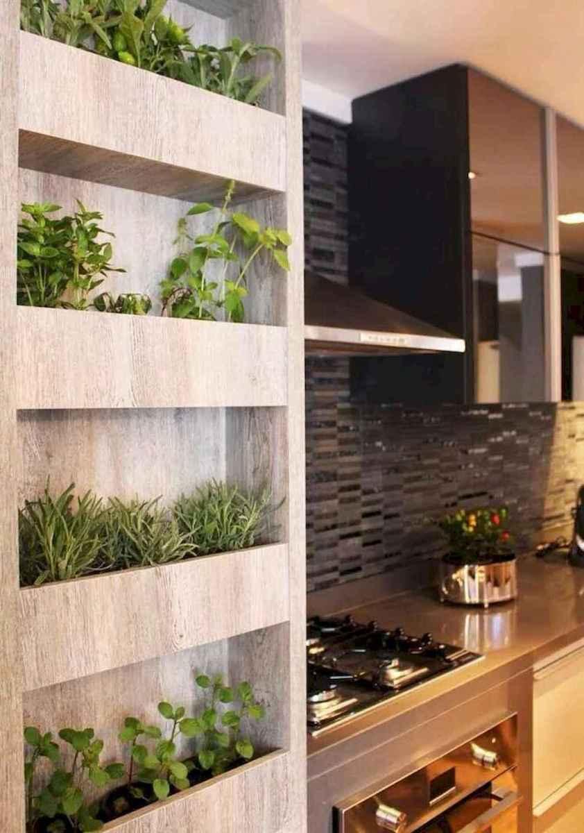 60 easy to try herb garden indoor ideas (39)