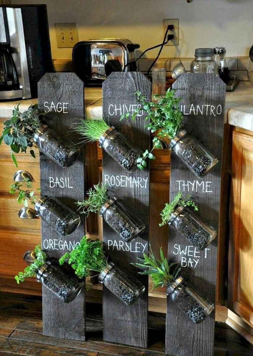 60 easy to try herb garden indoor ideas (40)